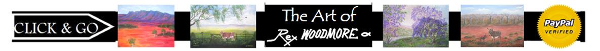 SEE ART OF REX WOODMORE