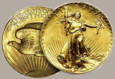 US double eagle coins found on oztreasure.weebly.com