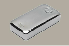 Silver bar found on oztreasure.weebly