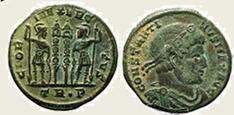 Roman coins found on oztreasure.weebly.com